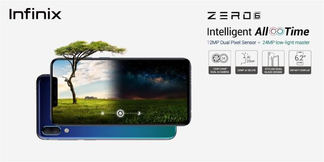 Image result for infinix zero 6