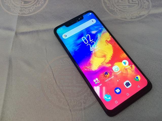 Infinix 4G Uganda Hot 7 specs
