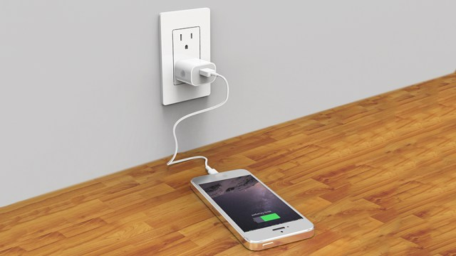 Why Your Smartphone Charges Slowly