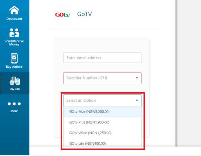 5 Ways to Pay Your DStv and GOtv Subscriptions in Nigeria - Dignited