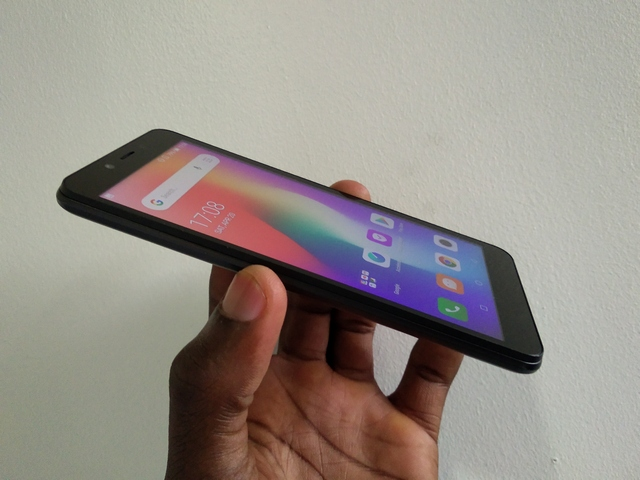 itel P33 review