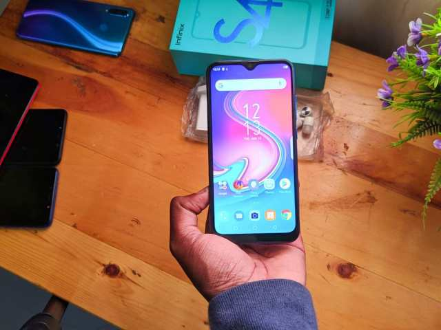Infinix S4 Launched in Uganda: See Features and Price - Dignited