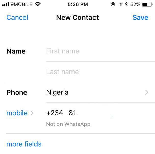 How to check if a number is on WhatsApp
