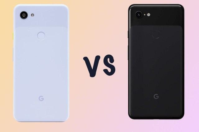 Pixel 3a vs Pixel 3