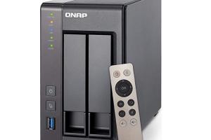 QNAP TS-251+ 2-Bay nas drive