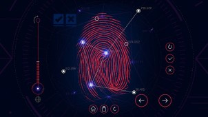 TECNO Phantom 9 in-display fingerprint