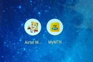 Mobile Money Apps for both MTN and Airtel are down right now