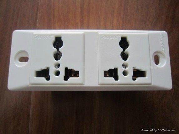 plug and socket types