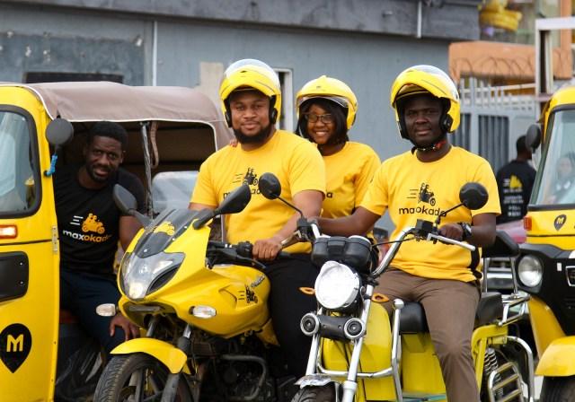 Lagos ban bikes