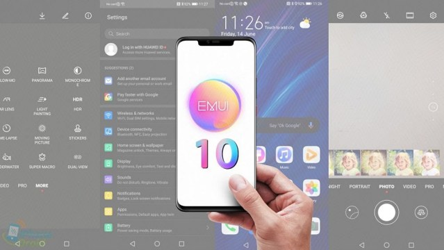 Here are the Huawei devices that will get updated to EMUI 10