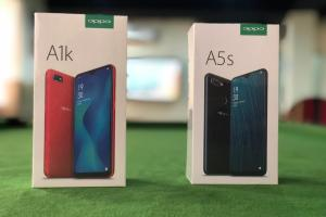 OPPO midrange smartphones (A1k & A5s) now available in Nigeria
