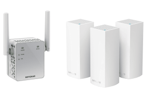 Wifi Extender and Mesh, which is the best to extend  your router's signal