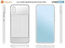 Xiaomi solar powered smartphone