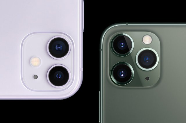 iPhone 11 Pro and Max camera