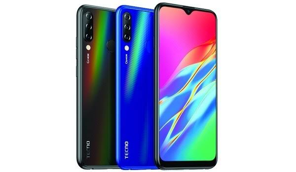 Big Battery Tecno Phones in 2019