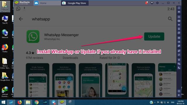 whatsapp,whatsapp google play,whatsapp web,whatsapp online,whatsapp desktop, Wow! See How to run WhatsApp on Windows without your phone, FreeNaija