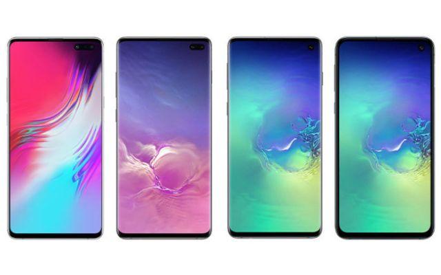 Samsung Galaxy S10|S10 Plus|S10 5G