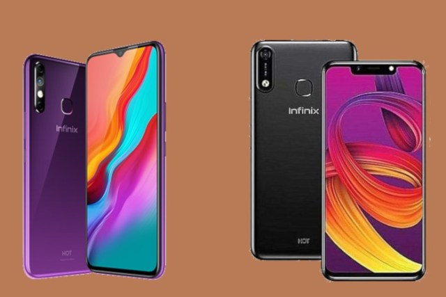Infinix Hot 8 Vs Infinix Hot 7