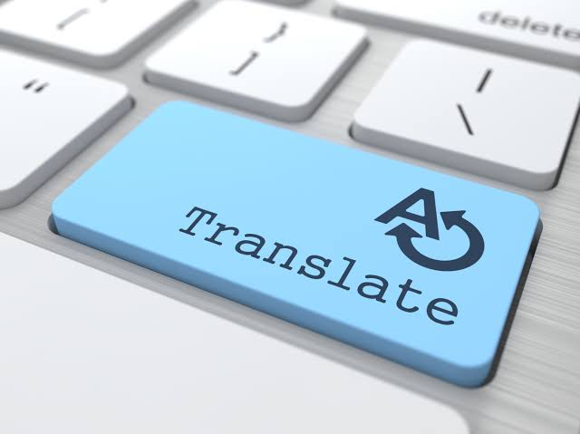 African Languages on Google translate
