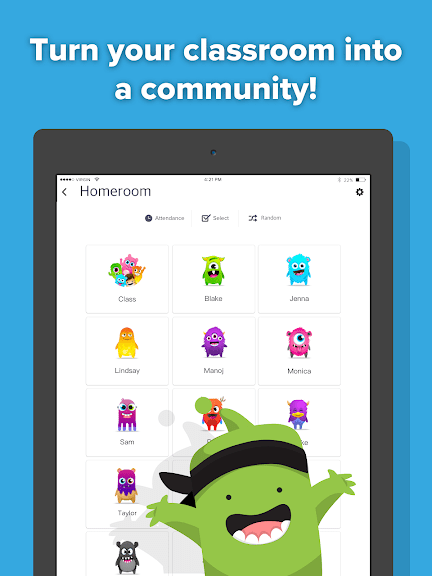 educational mobile app classdojo