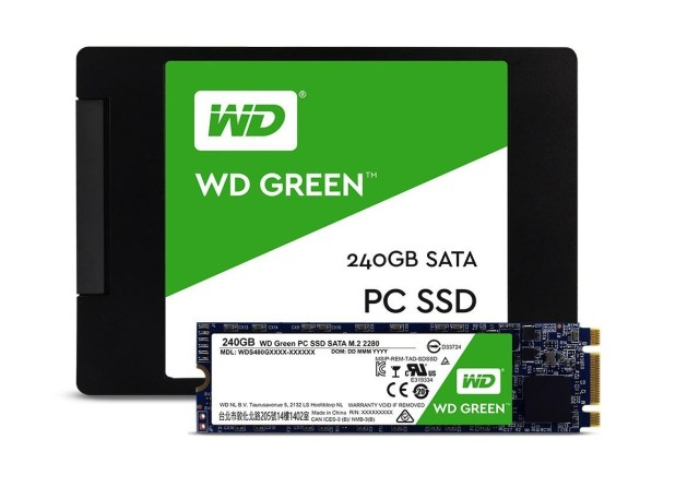 western digital drive color codes