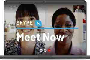 Skype Meet Now: Video Call Without an App or Signing Up