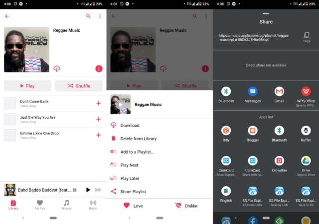 How to Share a Playlist in Apple Music