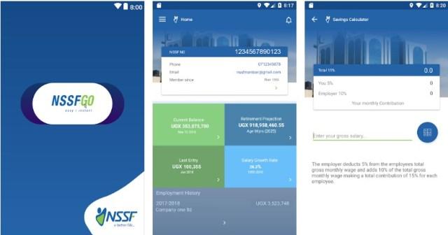 NSSF Go App