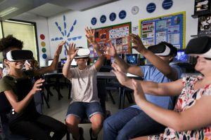 5 Ways Virtual Reality Will Improve Quality of Education