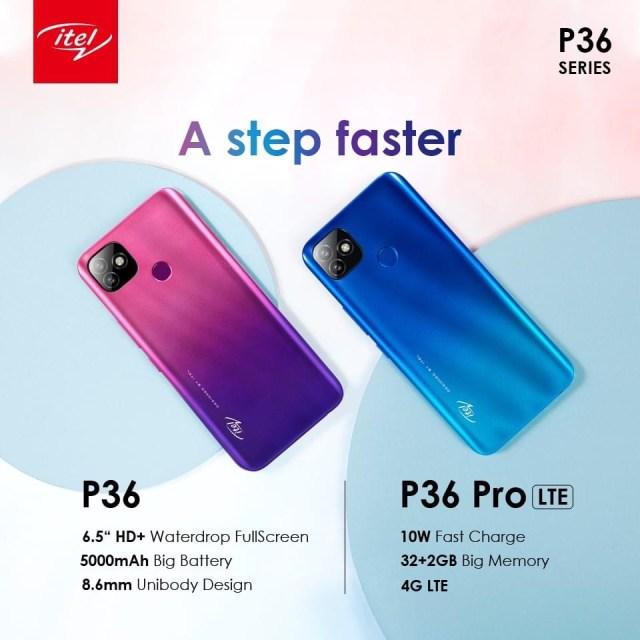 P36 vs P36 Pro
