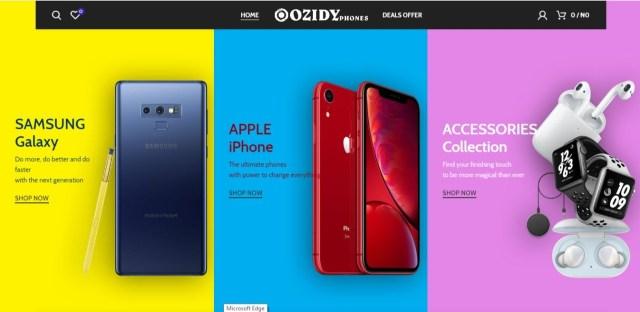 buy UK used phones in Nigeria