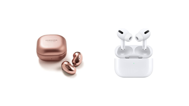 Galaxy Buds Live AirPods Pro