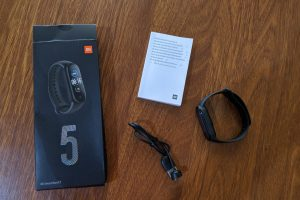 Xiaomi Mi Band 5: Unboxing and First Impressions
