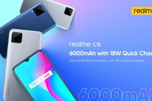 Realme C15: Specs and Price in Kenya