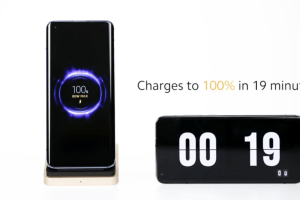 Xiaomi now holds record for fastest wireless charging Tech
