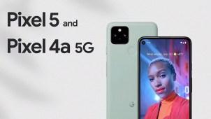 Pixel 5 vs Pixel 4a 5G