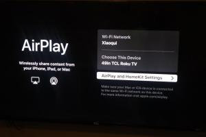 How to use Apple AirPlay 2 and Homekit on Roku TVs