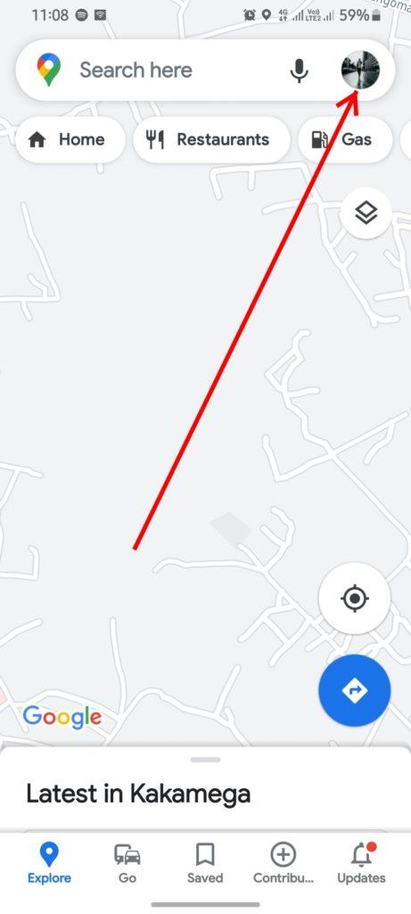 Open-Google_Maps-Settings