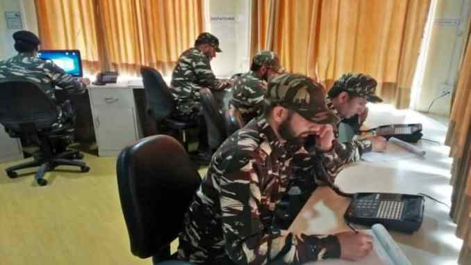 CRPF MADADGAAR - Security Forces Still Working Hard For The Safety Of Their Countrymen Even After Being Let Down By Some Of Them - Opinion By Digpu