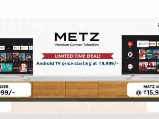 Metz offers special prices as the New Year Bonanza from 24th Dec - 31st Dec 2019