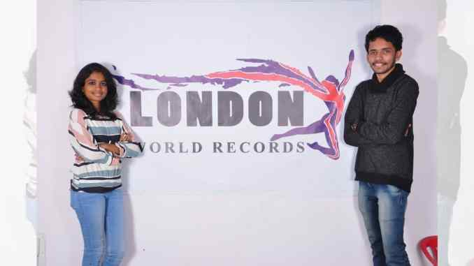 LONDON WORLD RECORDS brings to you Singer 2020