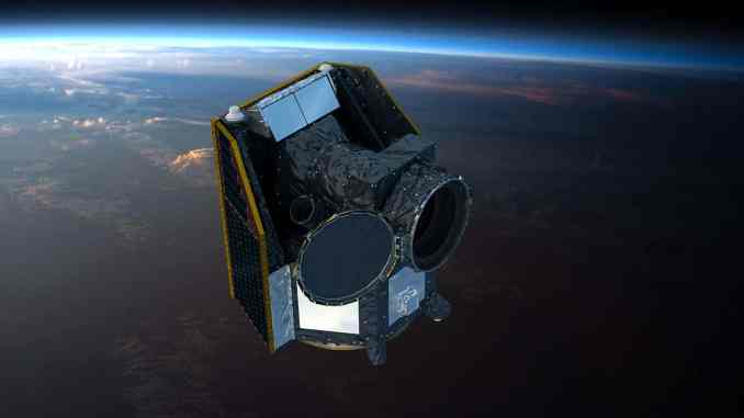 European Space Agency launches satellite to observe exoplanets around the Earth