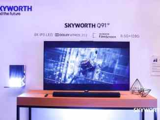 China's leading TV brand and a global pioneer giant Skyworth launched OLED, 8K in the First-ever Global Product Launch Event in U.S. at CES 2020