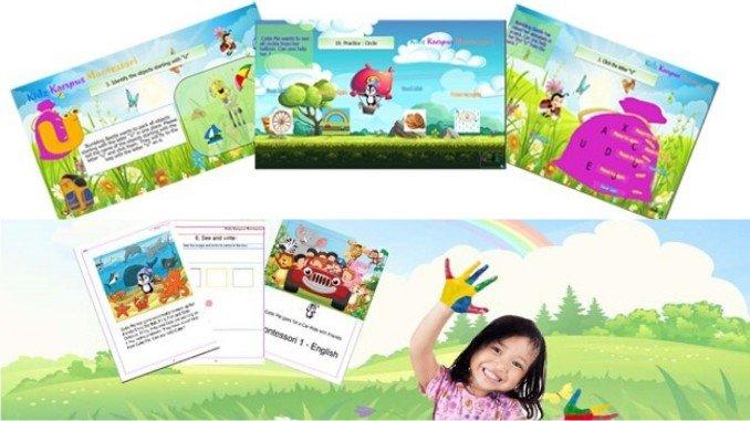 Innovative Technology Led Montessori Concept Aims To Change Indian Preschools - Digpu