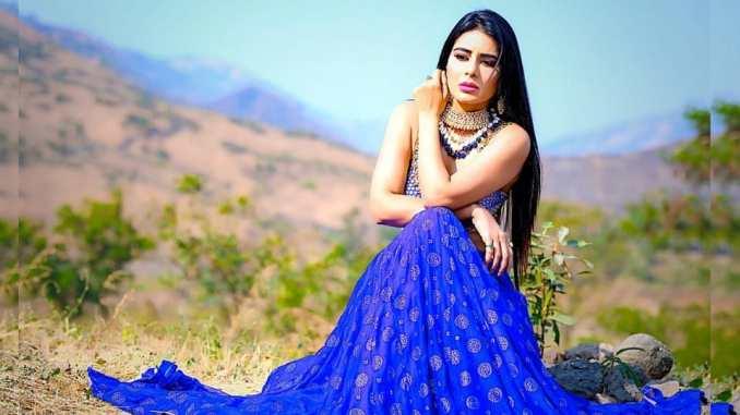 Rehaa Khann A versatile lady, who walks her talk