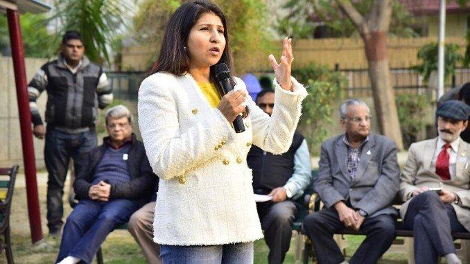 Social News Digpu - Dr Meenaa Mahaajjan's Spiritual Perspective On COVID-19