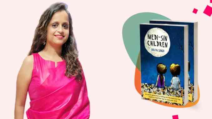 Life Coach Shilpa Singh Talks About Her Book Medi-Sin Children - Entrepreneur News Digpu