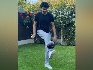 Football player Rajan Singh Purewal is winning hearts - Sports News Digpu