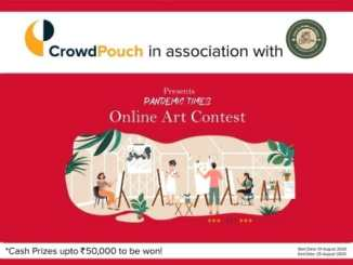 Online Art Contest 'Pandemic Times' with Cash Prizes over ₹ 50,000 and more- Startup News Digpu