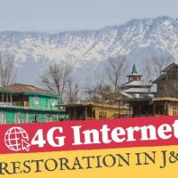 4G Internet to be restored on trial basis in J&K